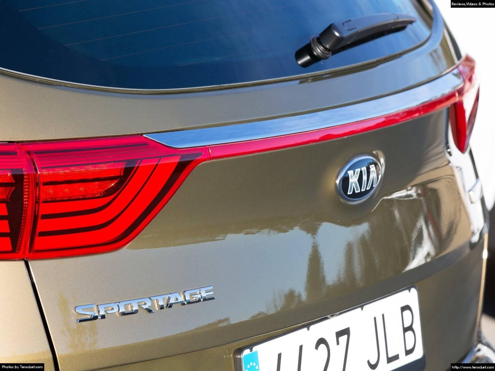 Hình ảnh xe ô tô Kia Sportage 2016 & nội ngoại thất