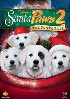 Santa Paws 2 &#8211; DVDRIP LATINO