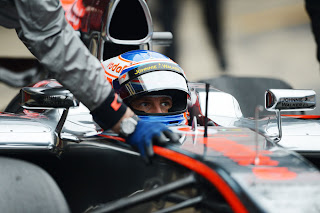 jenson button barcelona tests 2013