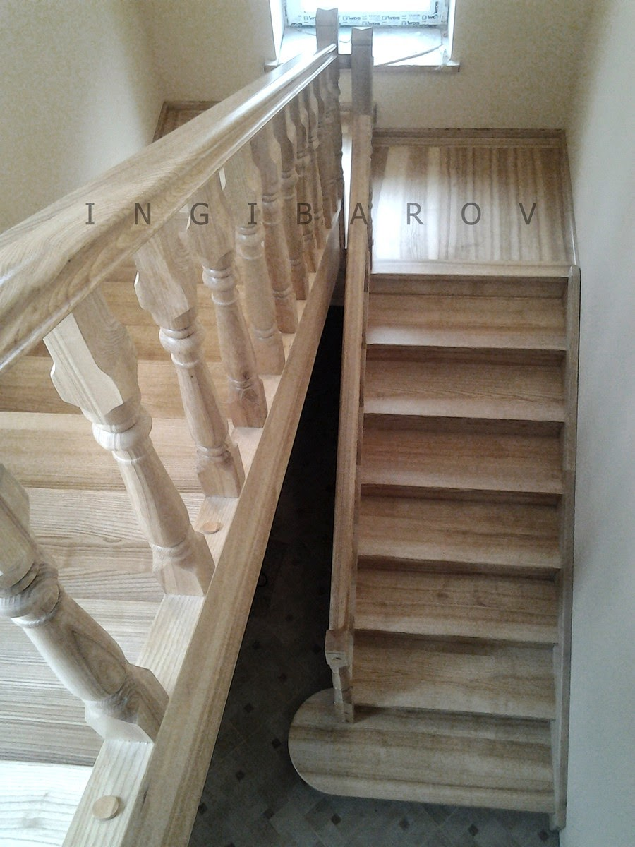 Купить деревянную лестницу в Севастополе