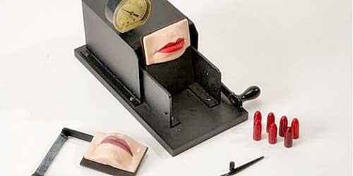 maquina besos pintalabios max factor