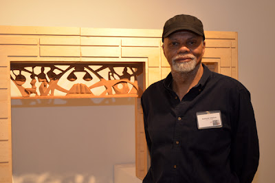 Ayokunle Odeleye at the Museum of Contemporary Art