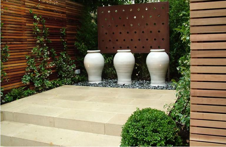ideias jardins pequenos : ideias jardins pequenos:Crie Jardim: Idéias para jardins – pequenos espaços