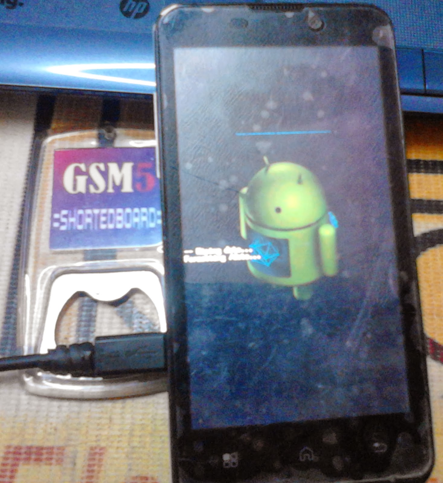 Chinese Cloned Android Phone Named KATA Hard Reset Procedure