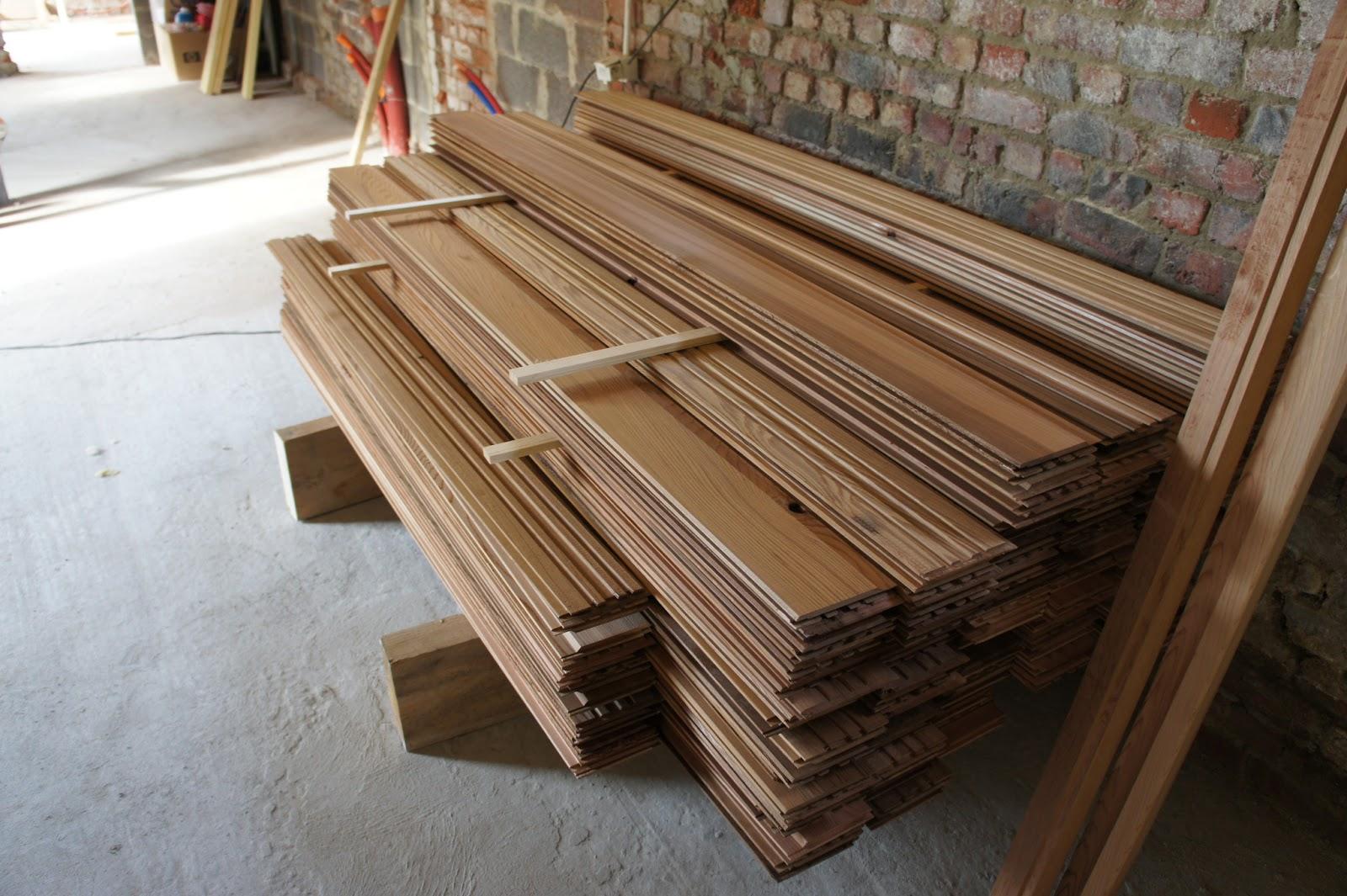 bardage canadien great un vieux bois du canada dans un loft ultra la parqueterie nouvelle. Black Bedroom Furniture Sets. Home Design Ideas