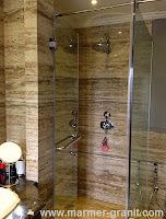 Marmer Travertine Untuk Desain Interior dan Exterior Rumah