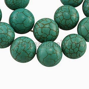 Abalorios y moda accesorios la piedra preciosa de turquesa for Piedra preciosa turquesa