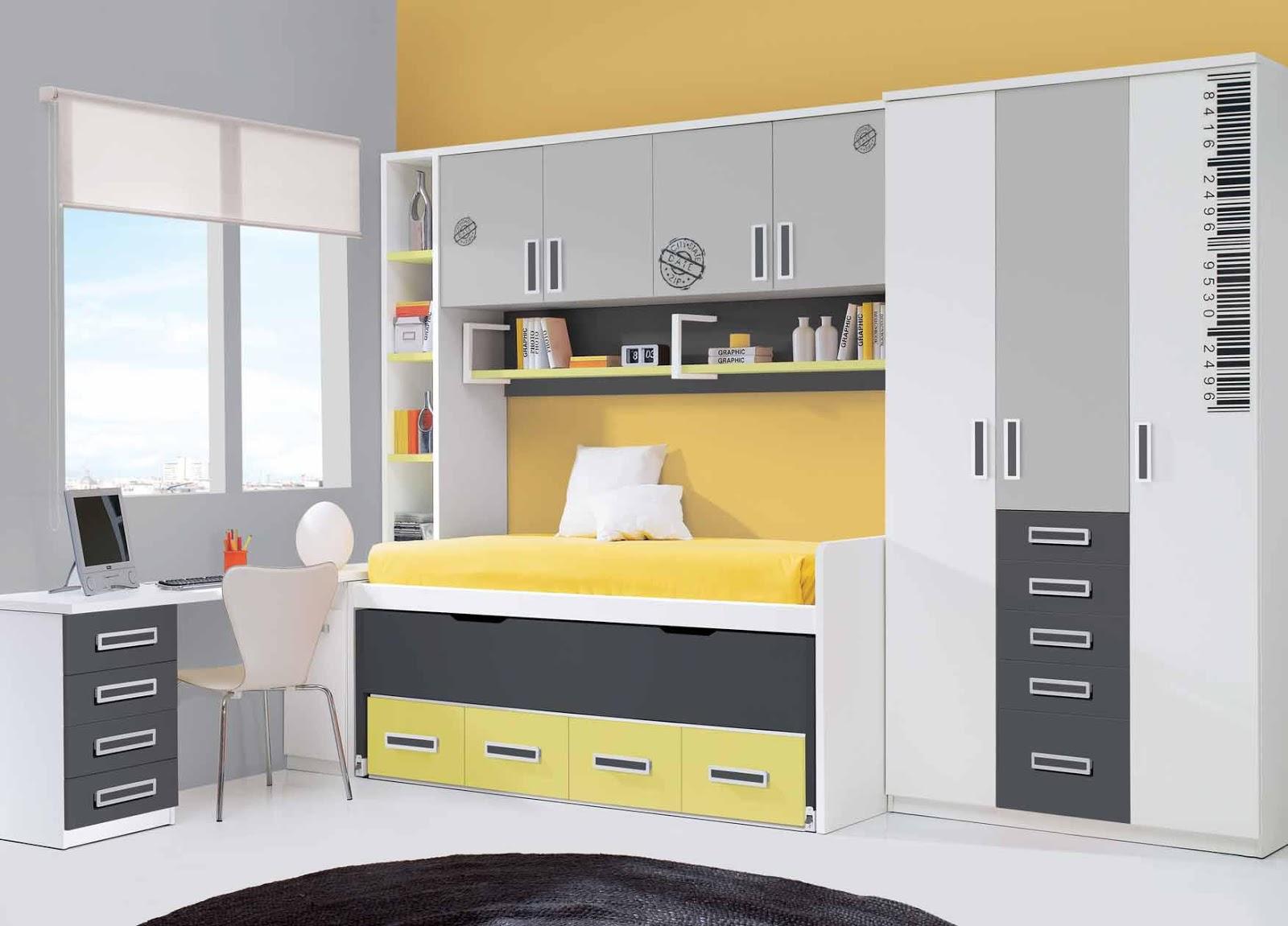 Muebles y carpinteria hnos rueda dormitorios juveniles - Dormitorios juveniles cordoba ...