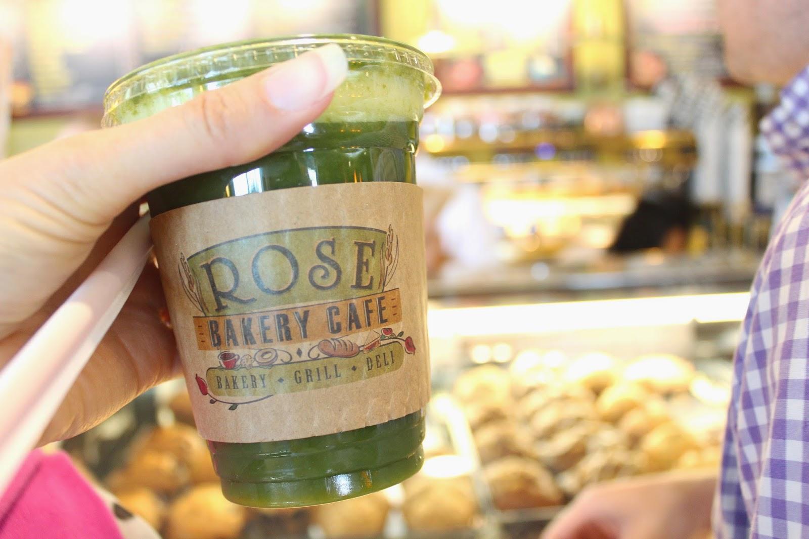 Rose Bakery Cafe Newport Beach