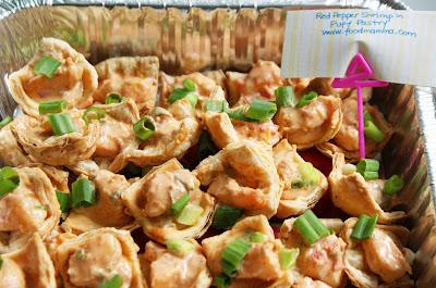 Potluck%2B %2Bshrimp%2Bpuffs A Potluck!