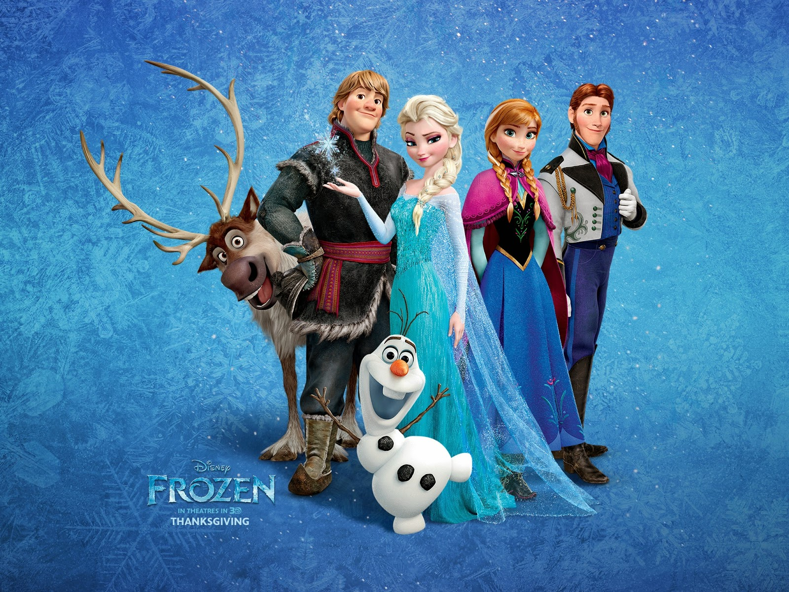 Multi Language Lagu Let It Go OST Film Disney Frozen