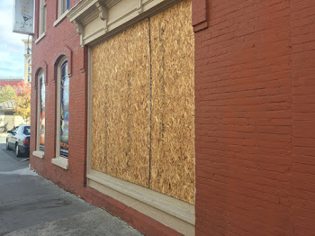 Another Window Punched Out at the Arcade