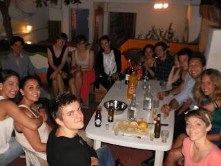 lisbon, chillout hostel