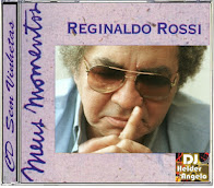 CD Reginaldo Rossi - Meus Momentos 2015 Faixas Nomeadas e Sem Vinhetas