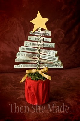 The petit cadeau gift wrap inspiration money and gift cards image source then she made negle Choice Image