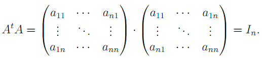 Linear Algebra: #20 Characterizing Orthogonal, Unitary, and Hermitian Matrices equation pic 4