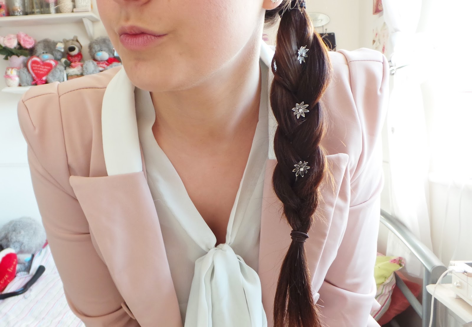 fashion blogger, uk fashion blog, uk style blog, style blogger, hairstyles, elsa from frozen hairstyle. plaited hairstyle,