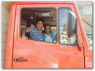 Juan Darthes y Sebastián Estevanez Camino al Amor