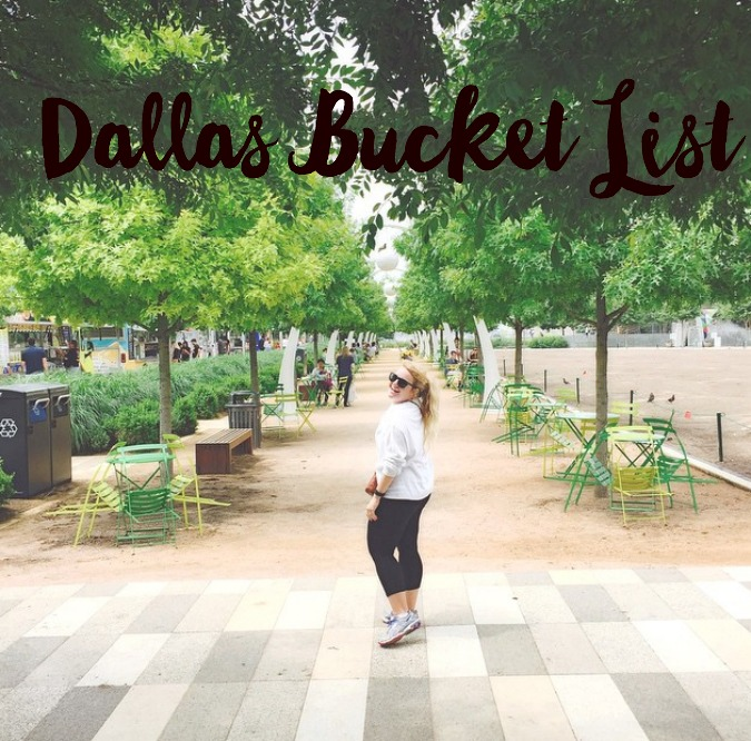 Dallas Bucket List: What To Do In Dallas