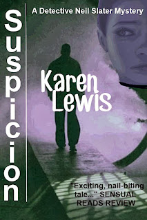 http://www.amazon.co.uk/Suspicion-Karen-Lewis-ebook/dp/B00H87GKYI/ref=sr_1_1?s=books&ie=UTF8&qid=1386713686&sr=1-1&keywords=karen+lewis+suspicion