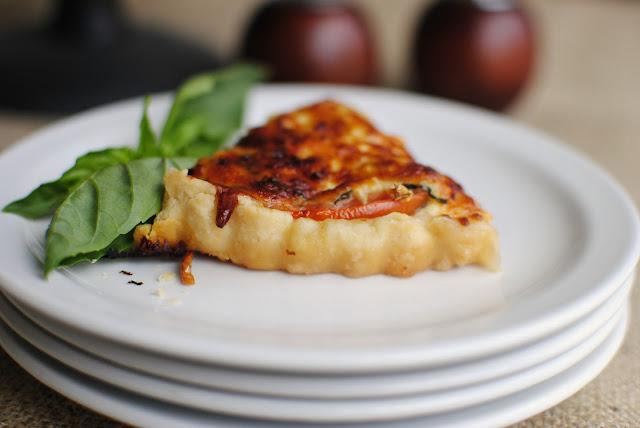 tomato tart l simplyscratch.com