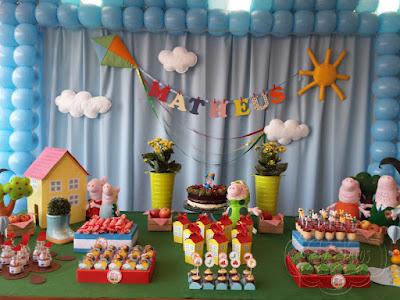 Personalizados, festa infantil, arte digital, kit digital, George Pig, convite, topper, totem, tags, rótulos, tubete,