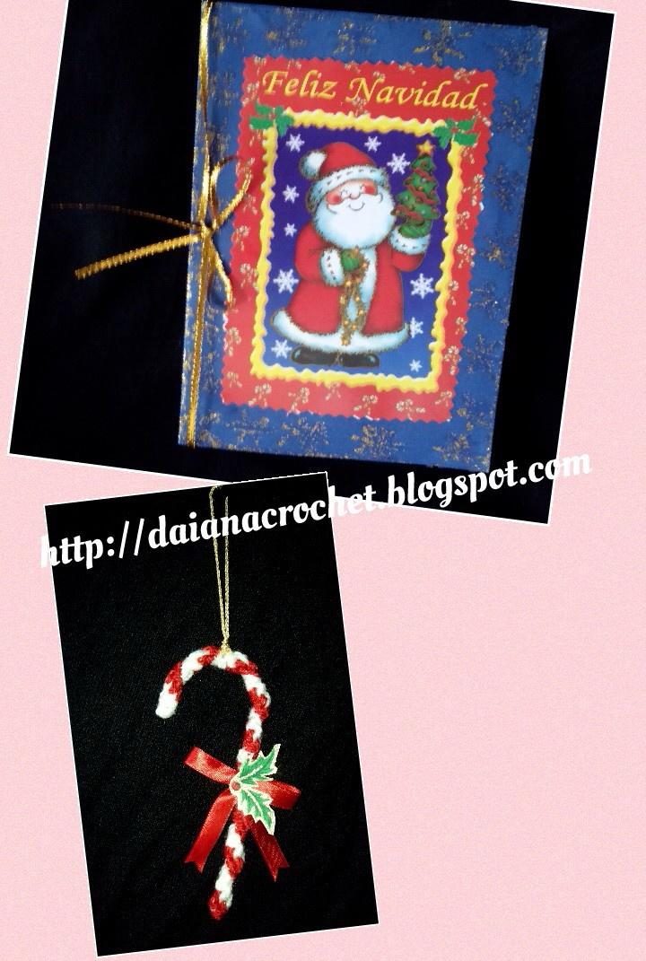 El crochet de daiana mis regalos para el inter de navidad - Regalos para navidad 2015 ...