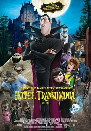Poster Hotel Transylvania 2012