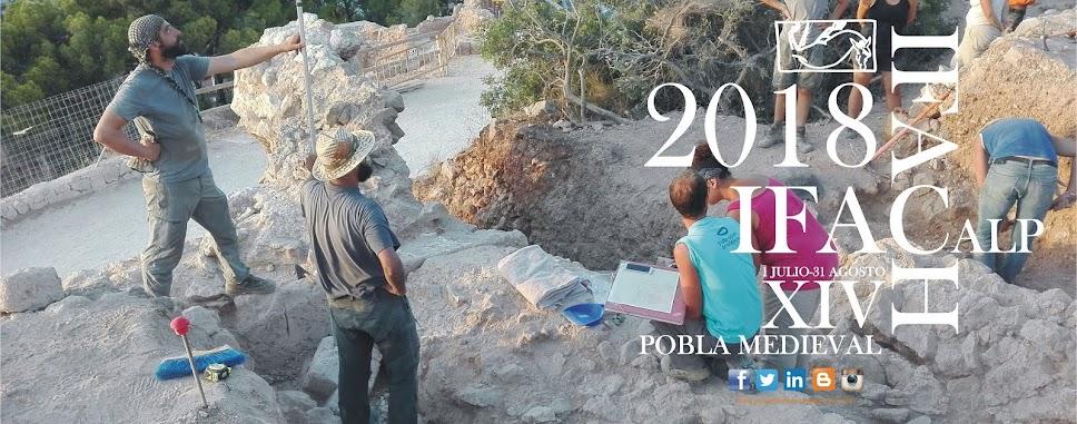 POBLA MEDIEVAL DE IFACH