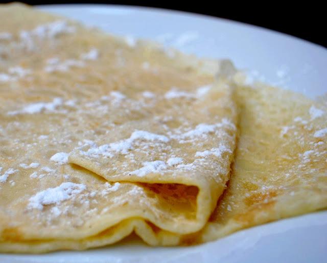 Crepes Dolci Senza Glutine - Ricetta