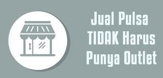 Mahasiswa Jualan Pulsa Murah All Operator