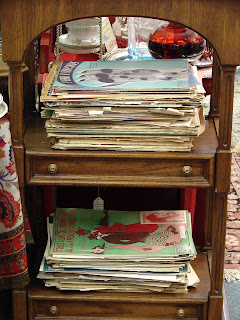vintage sheet-music