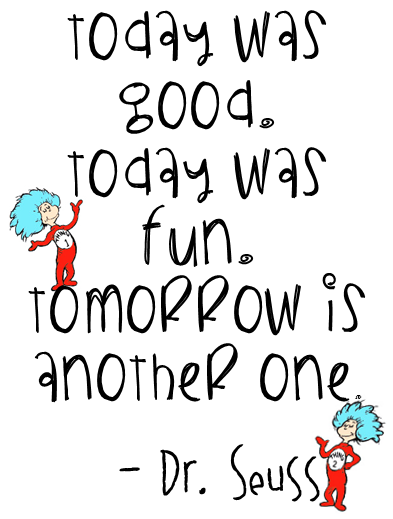 Bloggerific!: Happy Birthday Dr. Seuss!