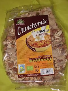 crunchymix de espelta
