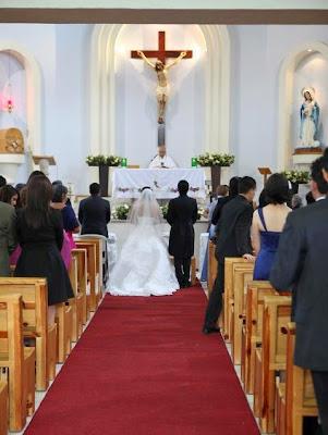 organizar boda religiosa