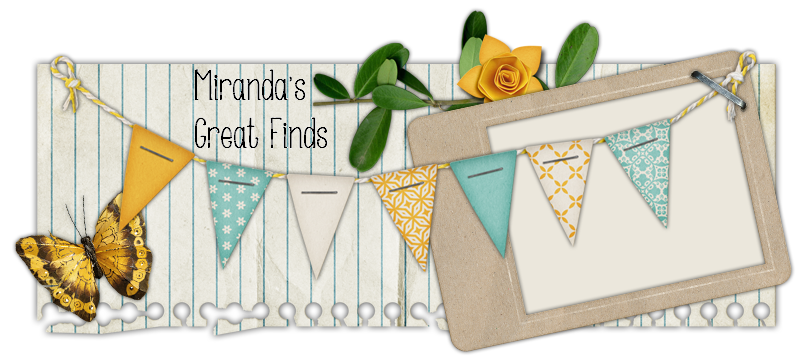 Miranda's Great Finds