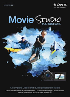 Download Sony Movie Studio Platinum 12.0.576 Full