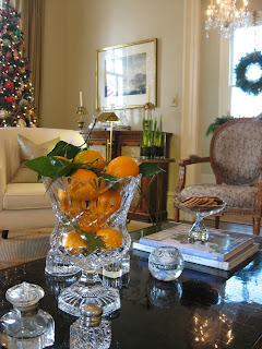 Christmas in Savannah photo copyright Catherine Ward House inn bed and breakkfast