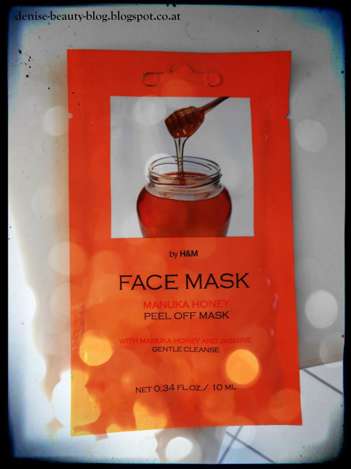 manuka honey face mask das leben ist zu kurz f r. Black Bedroom Furniture Sets. Home Design Ideas