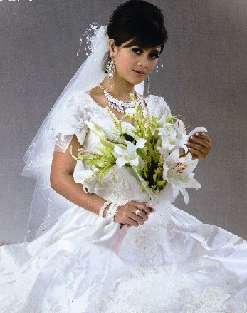 Cambodian Dresses Khmer Girl Wedding Dresses