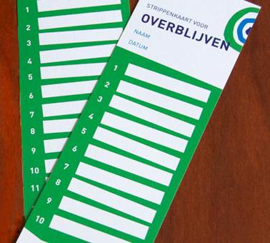 Omdenken van strippenkaart abonnement en tarief naar automatisch declareren achteraf - Iedereen bochart saldi ...