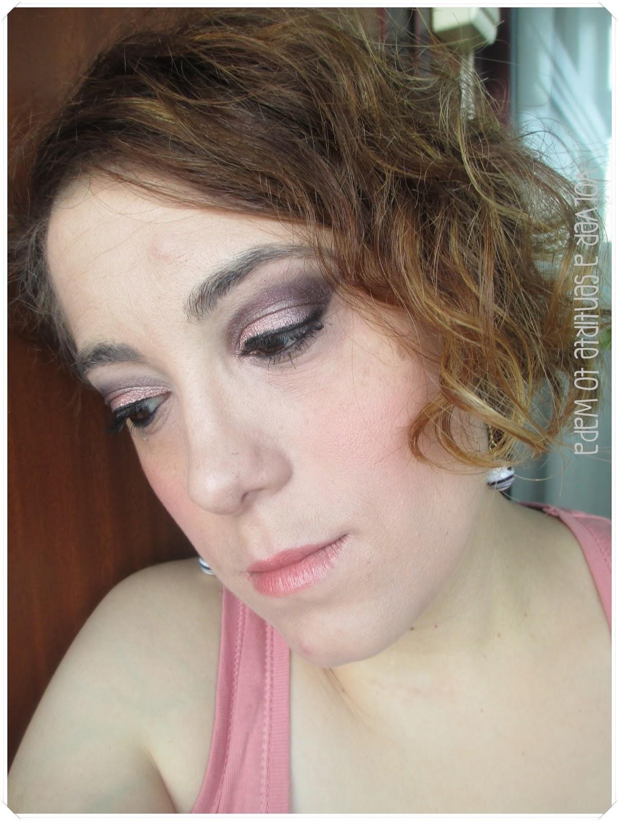 Maquillaje de Otoño - Paleta Oh So Special de Sleek