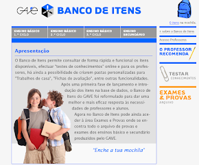 Gave - Banco de itens