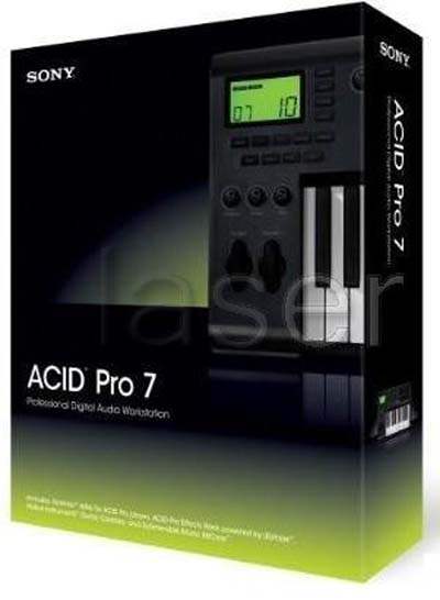 Sony ACID Pro 7