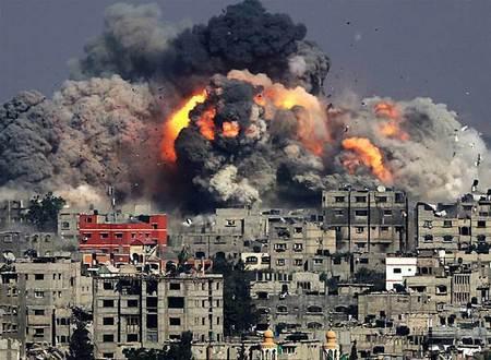 Kos Keganasan Israel Di Palestin Bernilai USD1 Bilion!