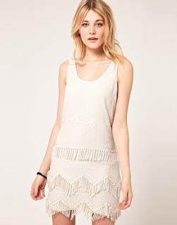 rhhth - K���k Beyaz Elbise