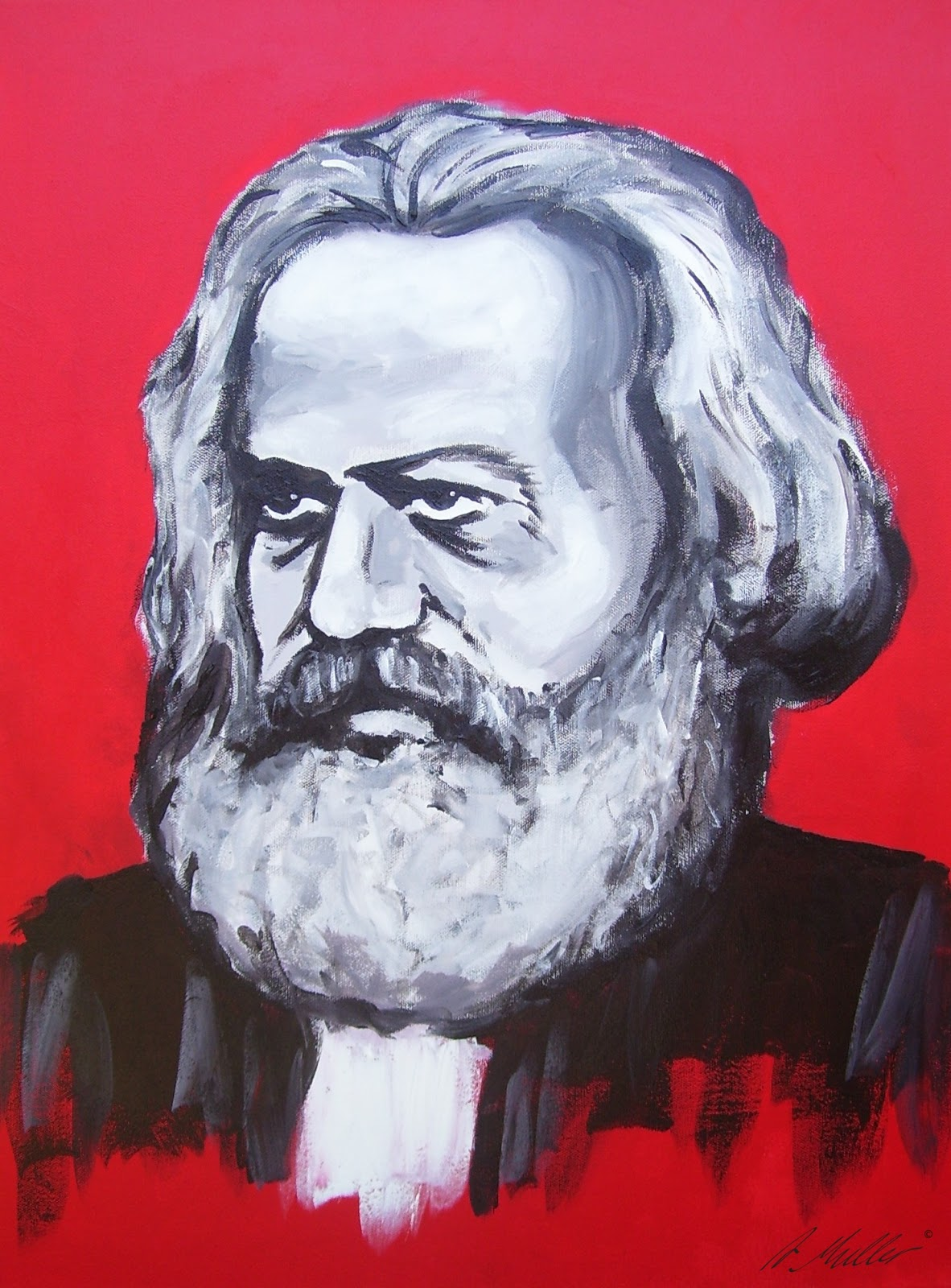 marx s on capitalism Marx's theories rested on the idea of alienation nicholas woode-smith explains the theory of alienation and then argues why marx was wrong.