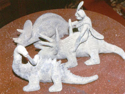 Proof Humans Lived With Dinosaurs?
