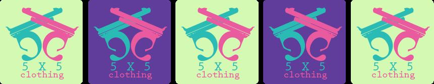 5x5 Clothing