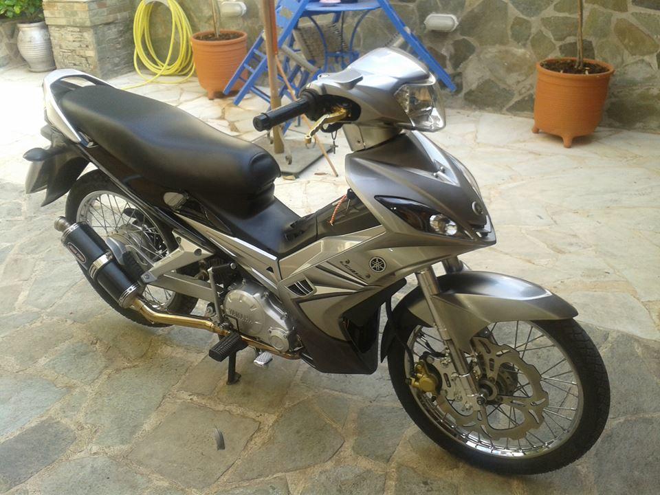 Race Tech Yamaha Crypton X